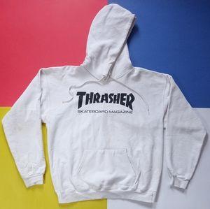 Modern Thrasher Skateboard Magazine Sweatshirt